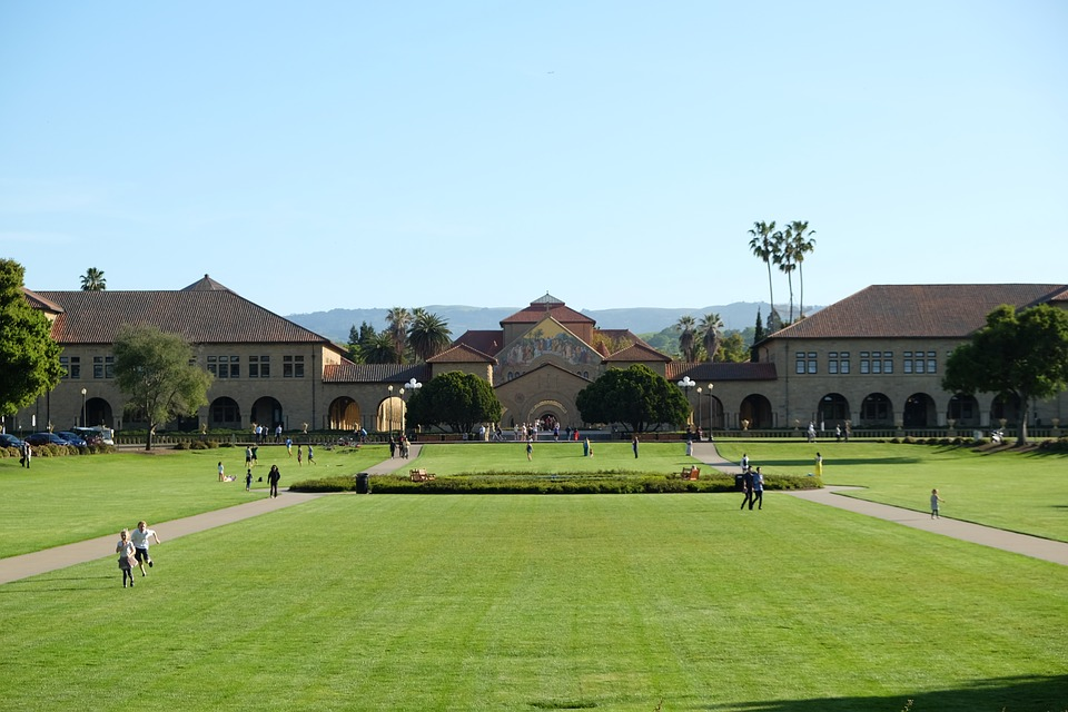 this image shows Stanford University awesome with sports
